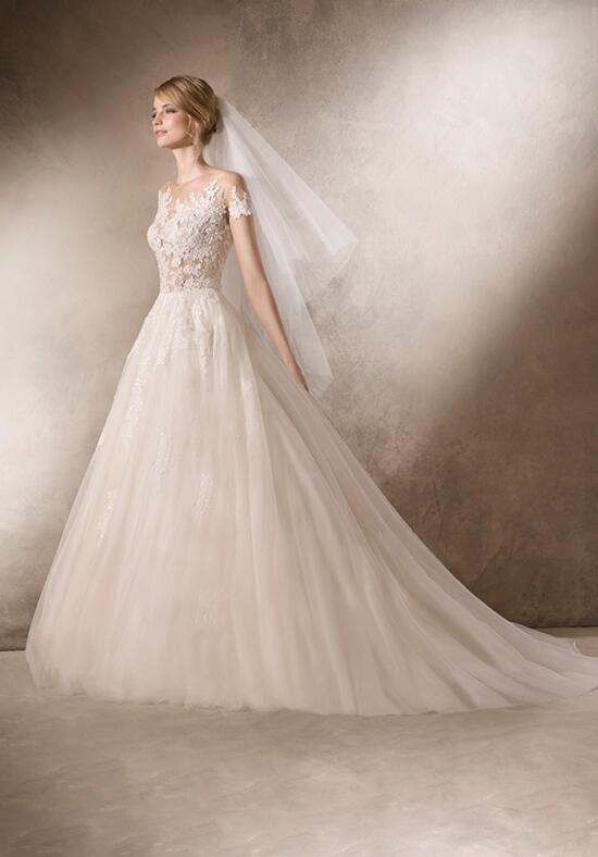 LA SPOSA HAIRNOLD Wedding Dress photo