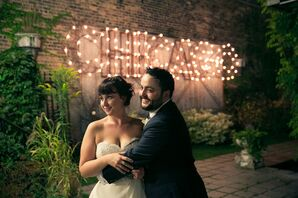 Rachel and Tristan's Wedding at Salvage One