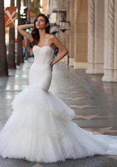 PRONOVIAS SAINT Mermaid Wedding Dress