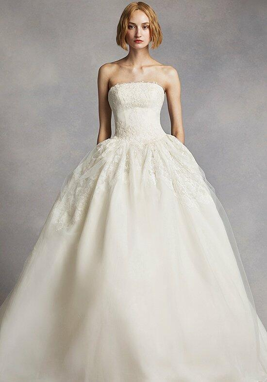 White by Vera Wang White by Vera Wang Style VW351088 Wedding Dress photo