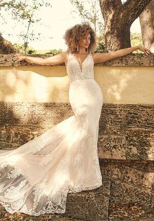 Maggie Sottero JANUARY Mermaid Wedding Dress