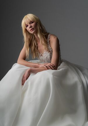 Alyne by Rita Vinieris Radner Ball Gown Wedding Dress