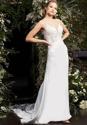 Jovani Bridal JB07201 Sheath Wedding Dress
