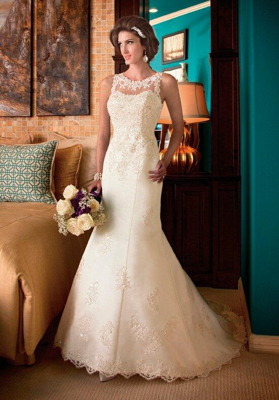 1 Wedding by Mary's Bridal 6202 Wedding Dress photo