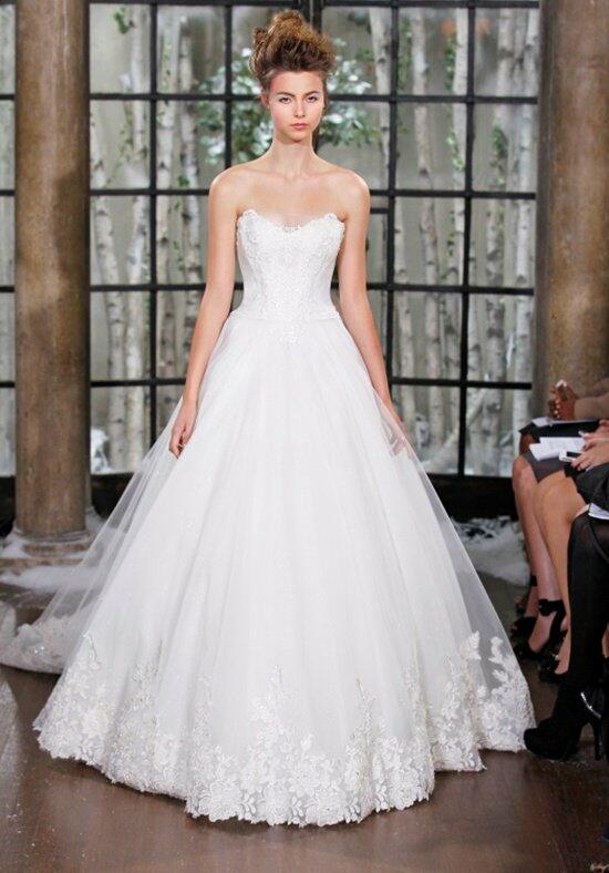 Ines Di Santo Palermo Wedding Dress photo