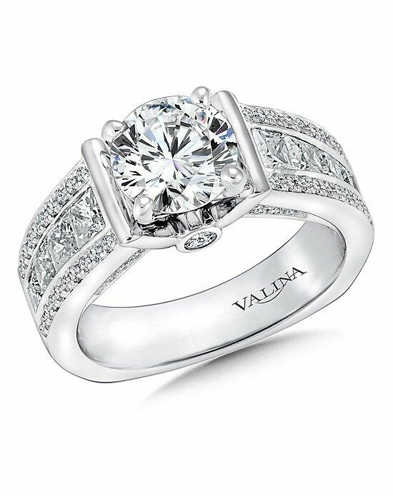 Valina R9221W Engagement Ring photo