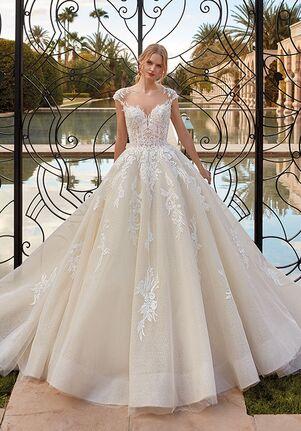 Demetrios 1097 Ball Gown Wedding Dress