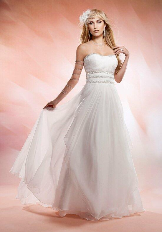 1 Wedding by Mary's Bridal 2526 Wedding Dress photo