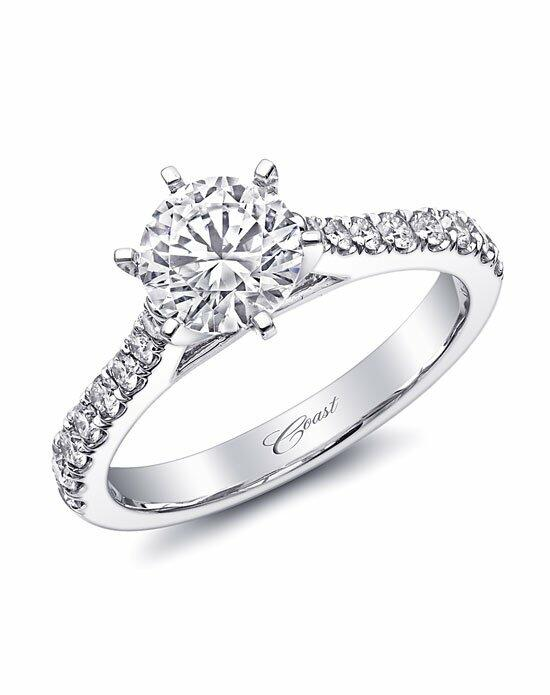 Coast Diamond Charisma Collection - LC5272 Engagement Ring photo