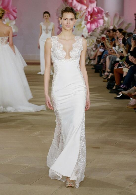 Ines Di Santo Sultry Wedding Dress photo