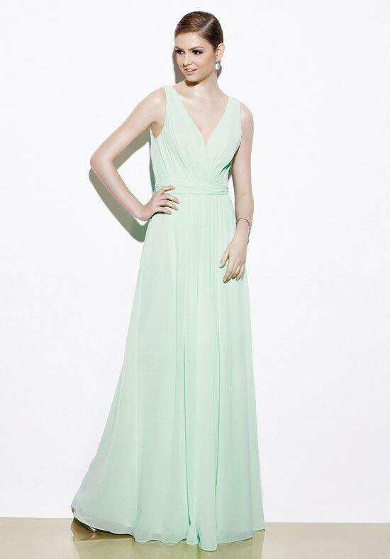 Badgley Mischka BM7L Bridesmaid Dress photo