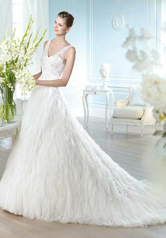 ST. PATRICK Dreams Collection - Hanbal Wedding Dress photo