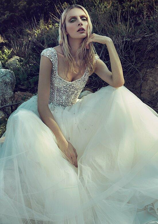 Badgley Mischka Bride Horne Wedding Dress photo