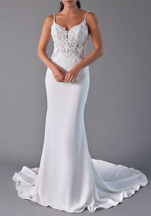 Louvienne Cami Mermaid Wedding Dress