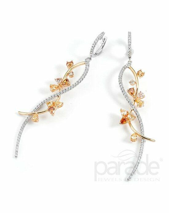 Parade Designs E2254A from the Reverie Collection Wedding Earrings photo