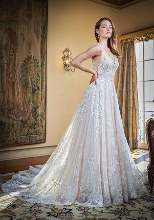 Jasmine Couture T222062 A-Line Wedding Dress