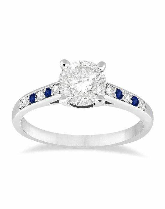 Allurez - Customized Rings U376 Engagement Ring photo