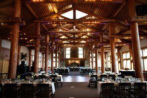 Keystone Resort Timber Lodge Reception