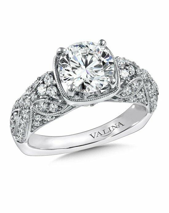 Valina R9809WP Engagement Ring photo