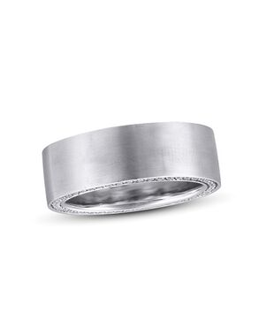 Our Ring by Jaymes & Jonathan 961008505 White Gold Wedding Ring