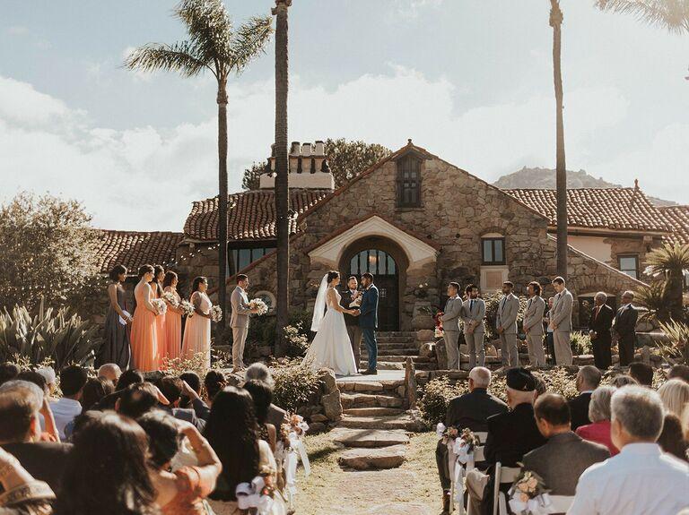 San Diego wedding venue in San Diego, California.