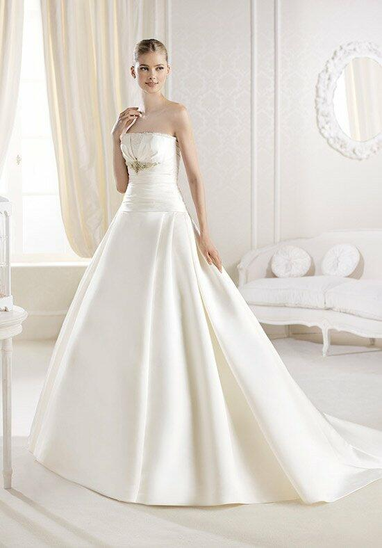 Glamour girl wedding dresses : La sposa glamour collection ialeel wedding dress photo
