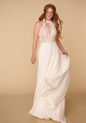 All Who Wander June Sheath Wedding Dress