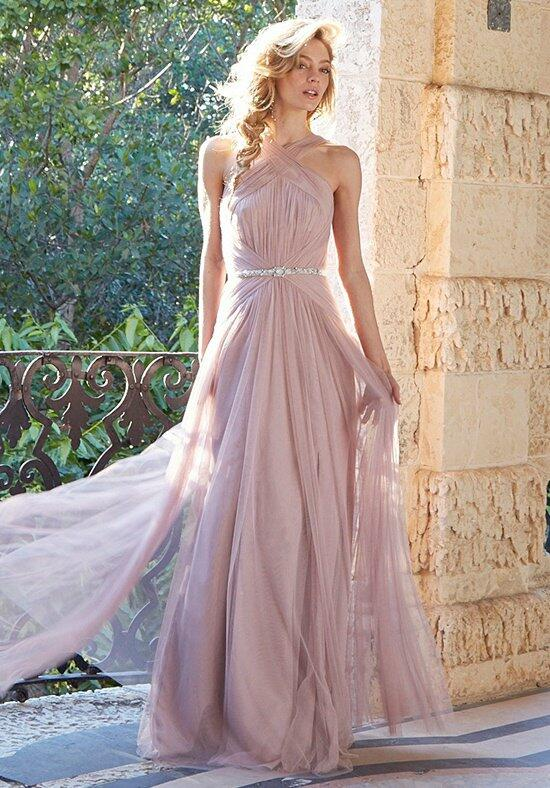Hayley Paige Occasions 5515 Bridesmaid Dress photo