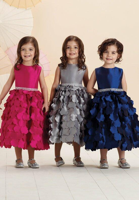 Joan Calabrese by Mon Cheri 214394 Flower Girl Dress photo