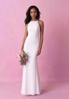 Allure Romance 3162 Sheath Wedding Dress