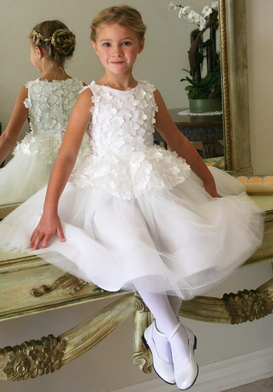 Isabel Garretón Fairy Flower Girl Dress photo