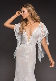 Hayley Paige 6813-Frida Mermaid Wedding Dress
