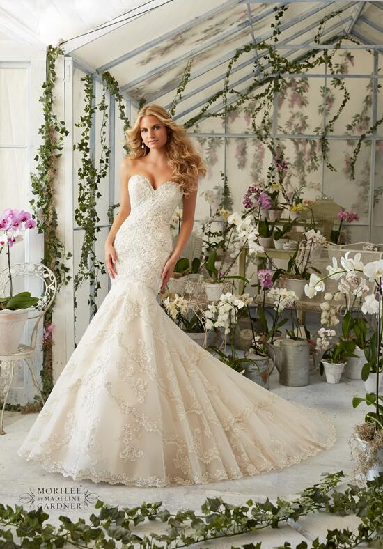 Mori Lee by Madeline Gardner 2801 Wedding Dress photo