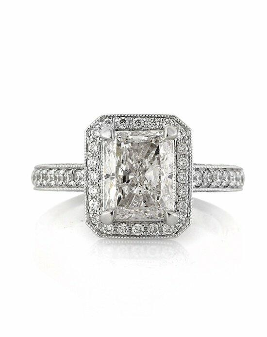Mark Broumand 3.61ct Radiant Cut Diamond Engagement Ring Engagement Ring photo