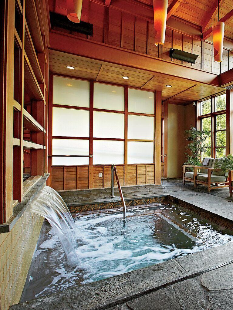 Snoqualmie, Washington honeymoon idea