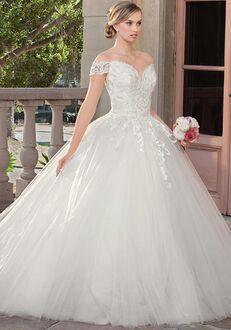 Casablanca Bridal 2312 Gracie Ball Gown Wedding Dress