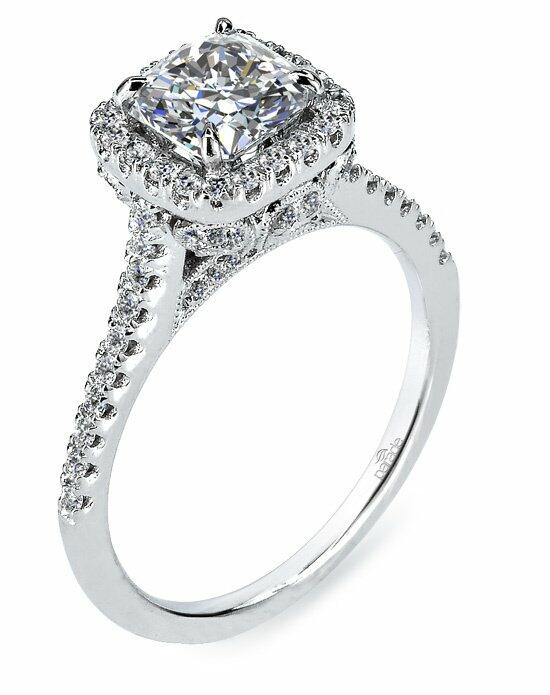 Parade Design Style R1866 from the Lyria® Collection Engagement Ring photo