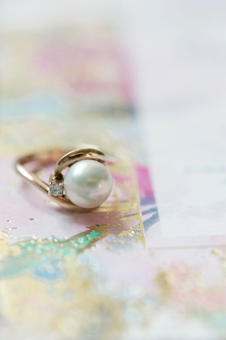 Wedding Ring at Kimmel Center for the Performing Arts, Philadelphia