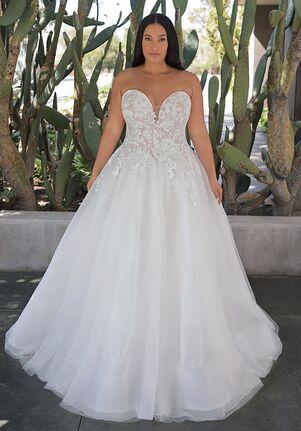 ÉLYSÉE Genevieve A-Line Wedding Dress