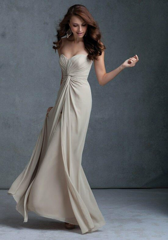Mori Lee by Madeline Gardner Bridesmaids 675 Bridesmaid Dress photo