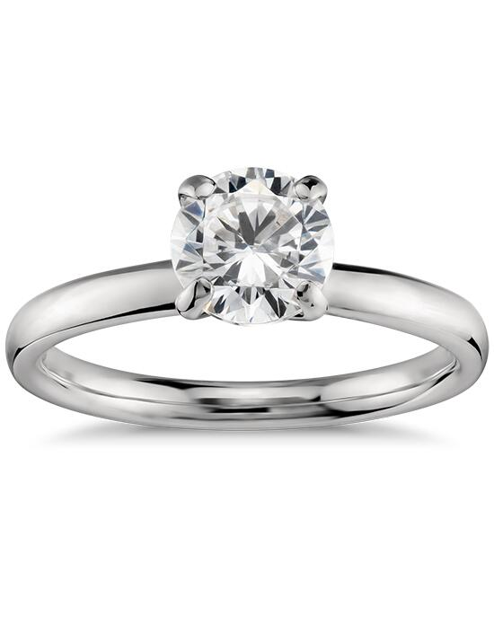 Monique Lhuillier Fine Jewelry Amour Solitaire Engagement Ring Engagement Ring photo