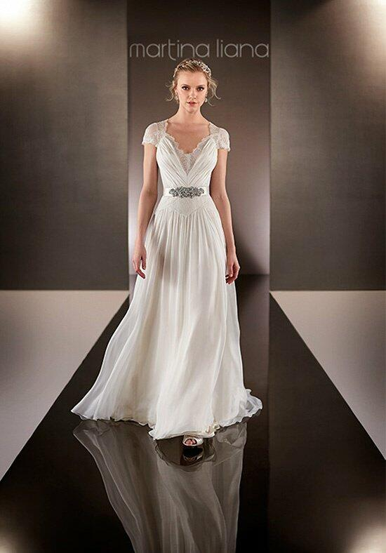 Martina Liana 574 Wedding Dress photo
