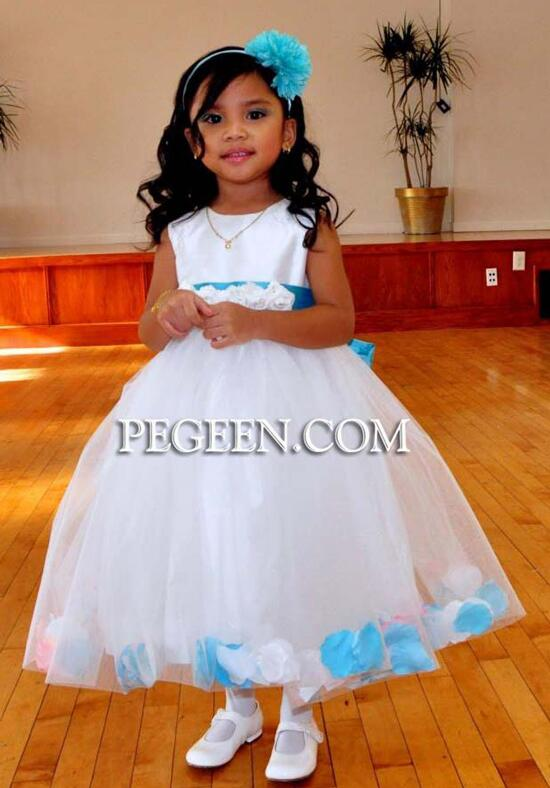 Pegeen.com  333 Flower Girl Dress photo