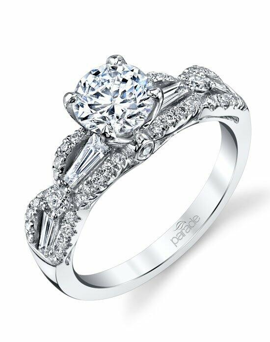 Parade Design Style R3517 from the Hemera Collection Engagement Ring photo