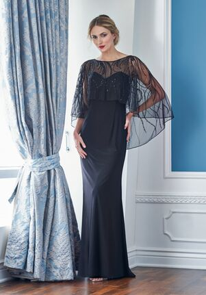 Jade Couture Mother of the Bride by Jasmine K218054 Black Mother Of The Bride Dress