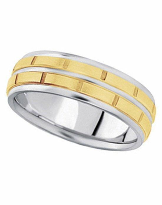 Allurez - Customized Rings UB306 Wedding Ring photo