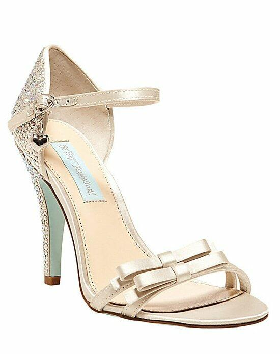 Blue by Betsey Johnson SB-Bow Wedding Shoes photo