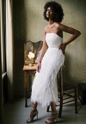 Valentine Avoh Ginger Wedding Dress