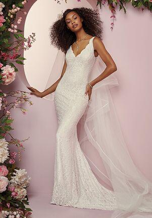 Rebecca Ingram TINA Sheath Wedding Dress
