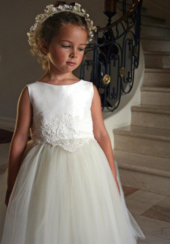 Isabel Garretón Enchanting Flower Girl Dress photo